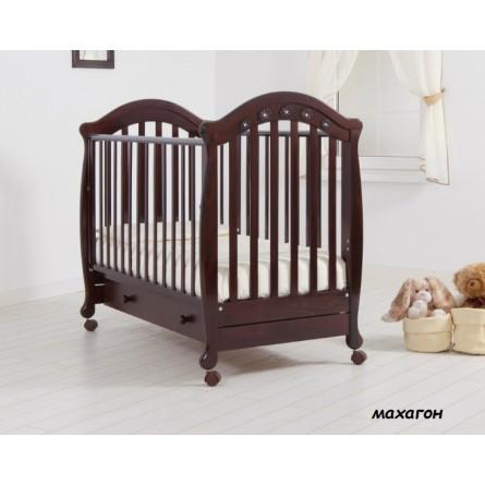 Детская кроватка на колесиках Джозеппе
