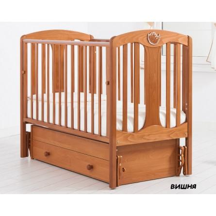 Детская кроватка с универсальным маятником Диана
