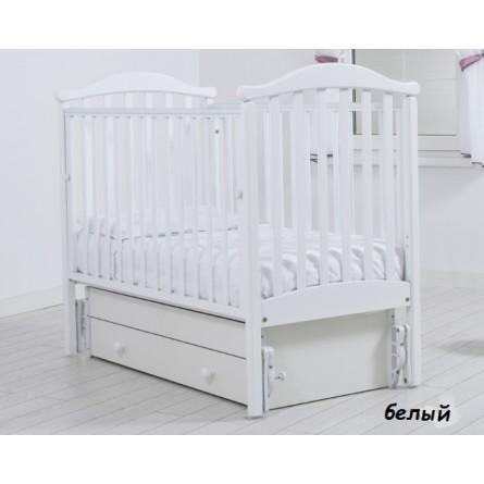 Детская кроватка с универсальным маятником Людмила