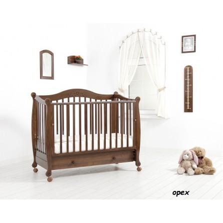 Детская кроватка на колесиках Моника