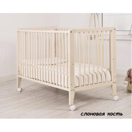 Детская кроватка на колесиках Эмми