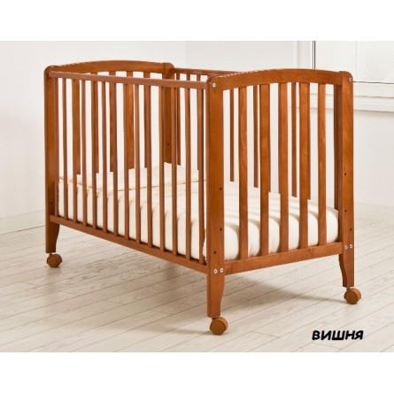 Детская кроватка на колесиках Angela Bella Бьянка