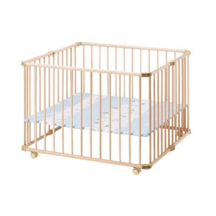 Кроватка-манеж Geuther Lucilee натуральная