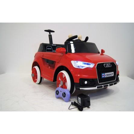 Детский электромобиль - каталка С555СР