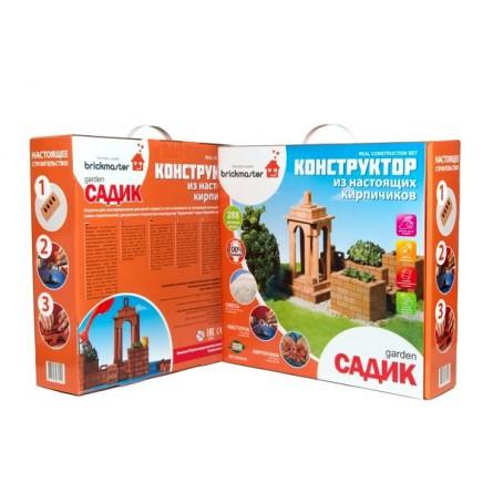 """Конструктор из кирпичиков """"Садик"""""""