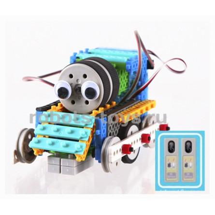 Конструктор-робот MRT sensing  4 робота с сенсорами