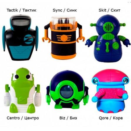 Мини Робот ZIBITS на радиоуправлении