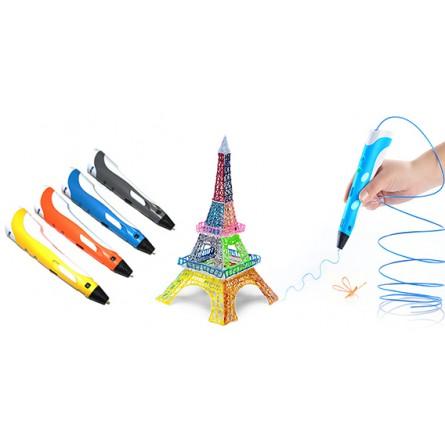 3D ручка Spider Pen + 30 метров пластика!!!