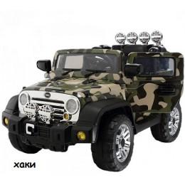 Детский электромобиль Jeep Wrangler