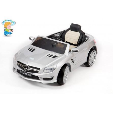 Детский электромобиль Mercedes-Benz  SL63  AMG