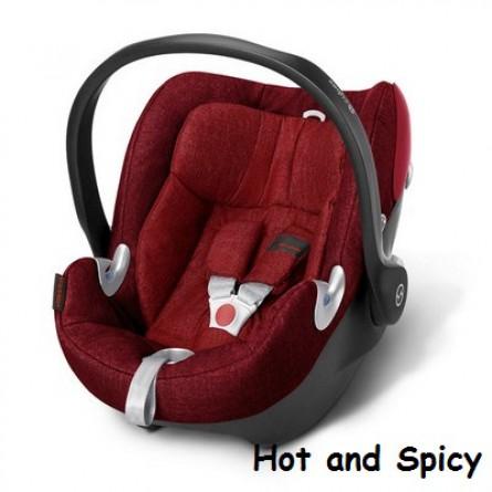 Автокресло для новорожденных Aton Q Plus