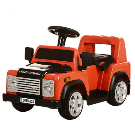 Детский электромобиль Land Rover DEFENDER DMD-228