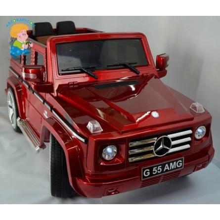 Детский электромобиль Mercedes-Benz G-55 AMG