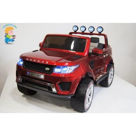 Детский электромобиль двухместный HAPPER А111МР