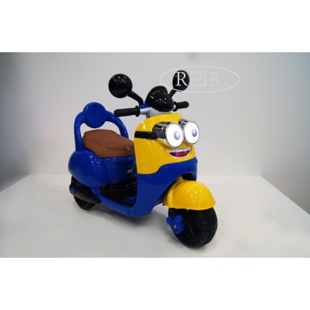 Детский электромотоцикл миньон Е003КХ