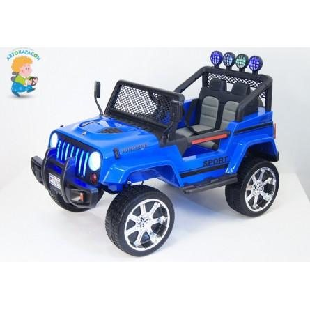 Детский электромобиль Jeep T008TT 4x4