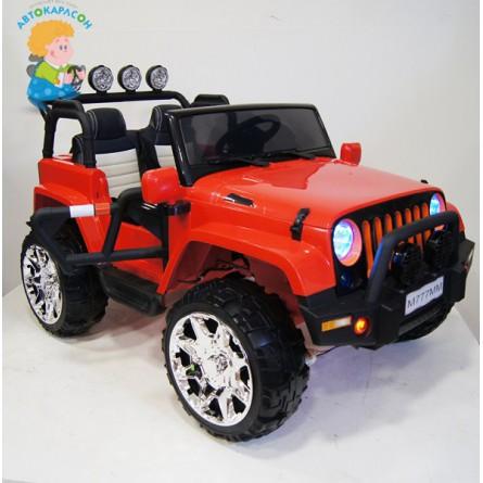 Детский электромобиль JEEP M777MM (4*4)