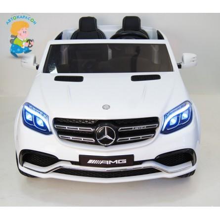 Детский электромобиль  MERCEDES-BENZ GLS63 4x4 двухместный