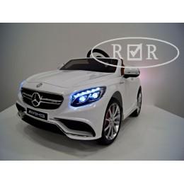 Детский электромобиль Mercedes S63