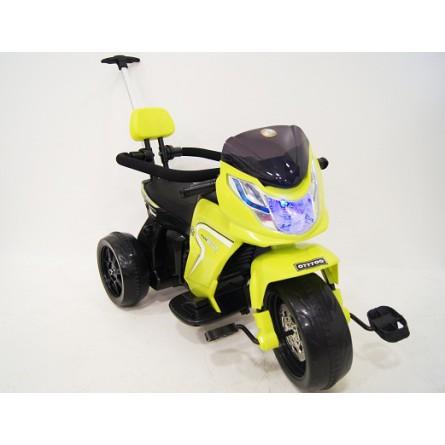 Детский электромотоцикл - велосипед О777ОО