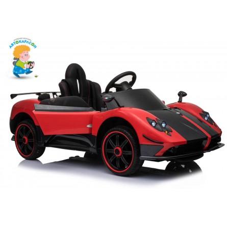 Детский электромобиль Pagani A009AA красный