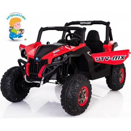 Детский электромобиль Buggy XMX 603 красный