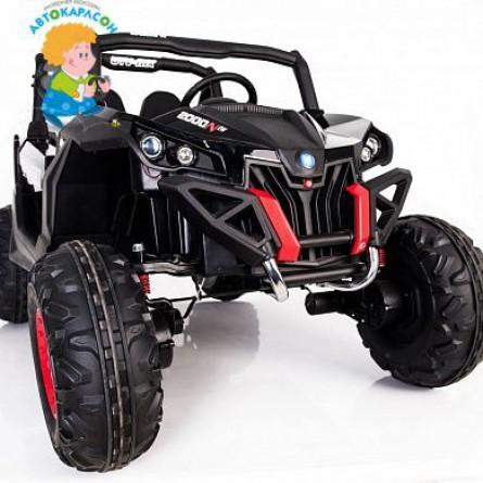 Детский электромобиль Buggy XMX 603 чёрный