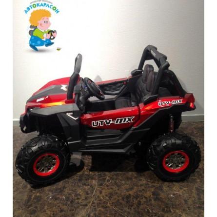 Детский электромобиль Buggy XMX 603 красный глянец