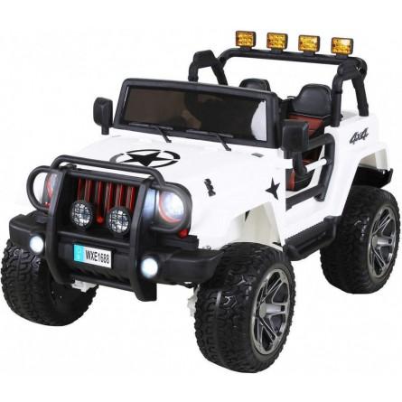 Jeep WHE 1688 4Х4 белый