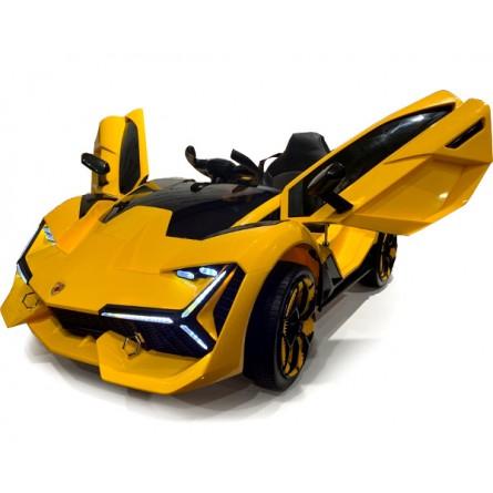 Lamborghini YHK2881 желтый