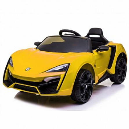 Детский электромобиль Lykan QLS 5188 4Х4 желтый