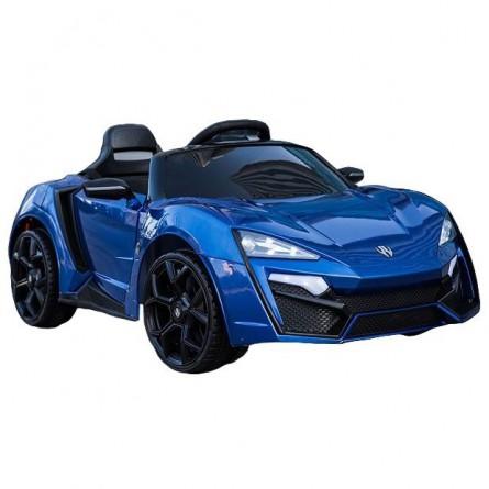 Детский электромобиль Lykan QLS 5188 4Х4 синий