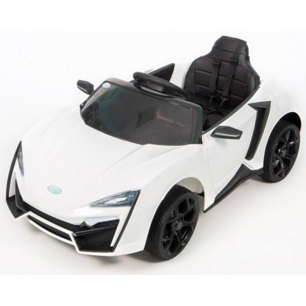 Детский электромобиль Lykan QLS 5188 4Х4 белый