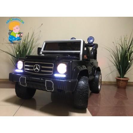 Детский электромобиль Mercedes-Benz DK-F008 чёрный