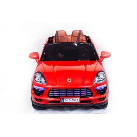 Porsche Macan QLS 8588 красный
