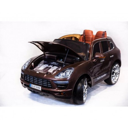 Porsche Macan QLS 8588 коричневый