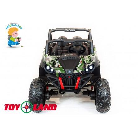 Детский электромобиль Buggy XMX 603 хаки