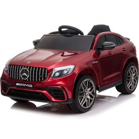 Mercedes-Benz GLC 4x4 красный