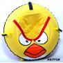 Санки-ватрушка Angry Bird 100