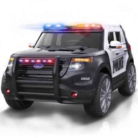 Детский электромобиль  Ford Police Car